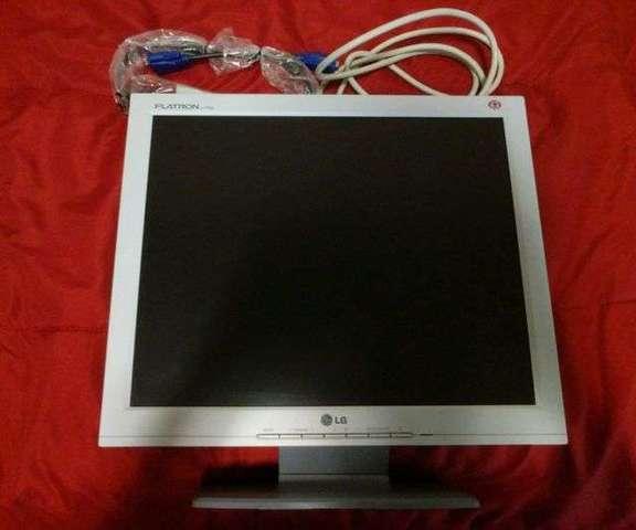 LG FLATRON L1715S 17 LCD MONITOR