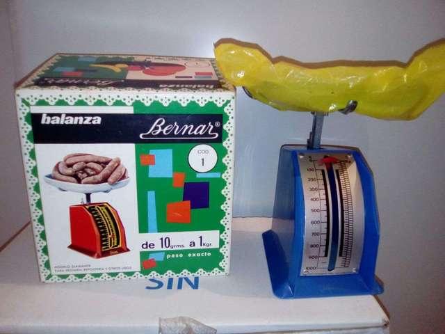 Báscula Bernar