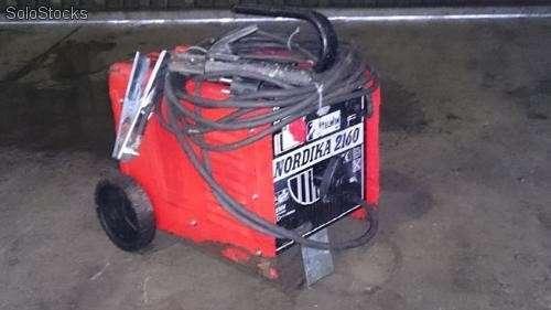 SOLDADURA DE ELECTRODOS PROFESIONAL - foto 2