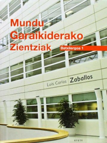 LIBRO 1 BACHILLER ZIENTZIAK