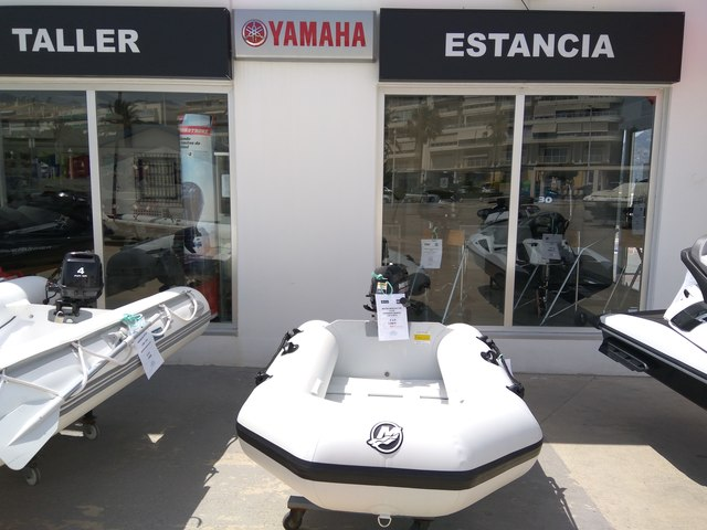NEUMÁTICA MERCURY 240 DINGHY SF