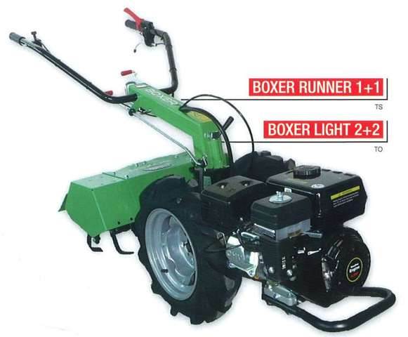 MOTOCULTOR BOXER LIGHT 2 2