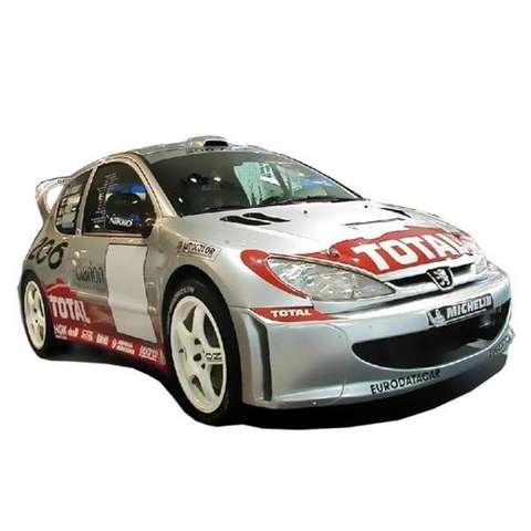 PARAGOLPES DELANTERO PEUGEOT 206 WRC WID