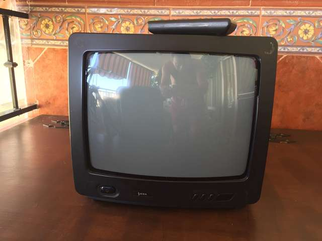 TV COLOR 14 PULGADAS SIERA