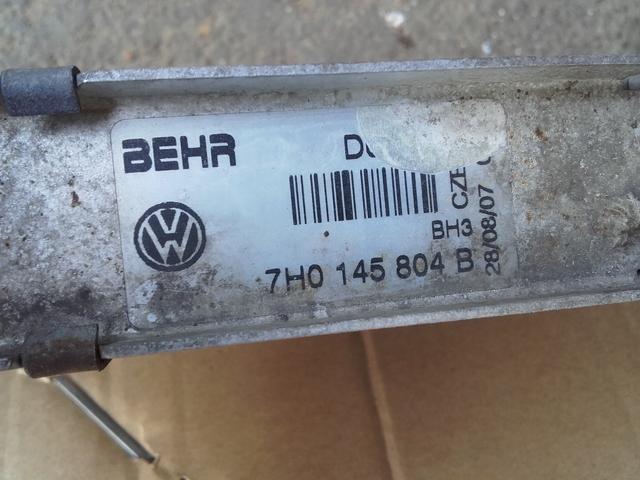 INTERCOOLER VW TRANSPORTER T5 2. 5 TDI