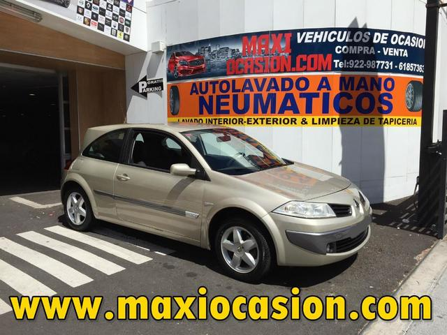 RENAULT - MEGANE EMOTION 1. 4 16V
