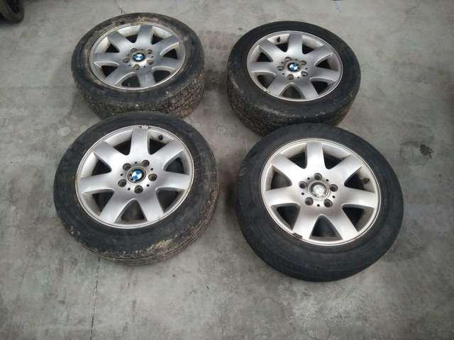 LLANTAS CON NEUMATICOS BMW E46