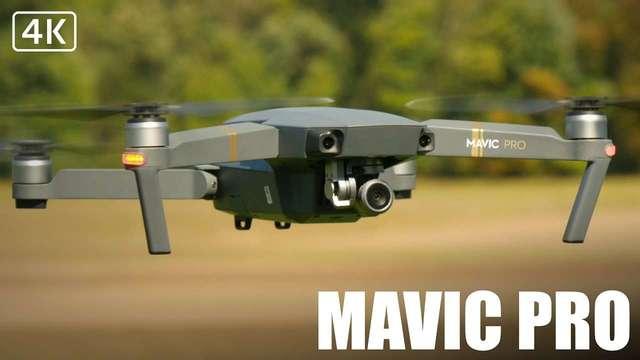 PILOTO DE DRONE 4K