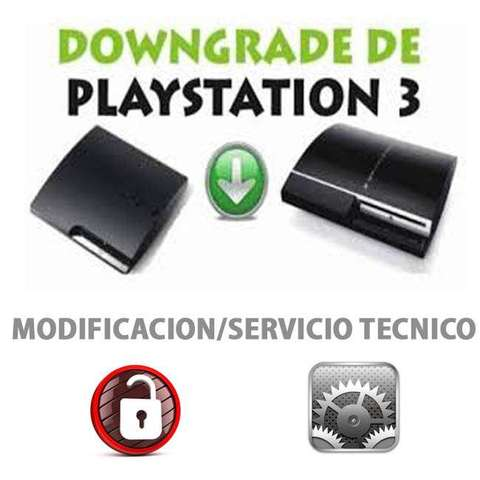 HACK DOWNGRADE TU PS3 FAT SLIM