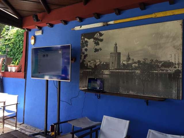 ALQUILER PANTALLAS PROYECTOR TV