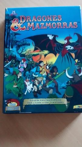 DRAGONES & MAZMORRAS. SERIE COMPLETA. DVD - foto 1