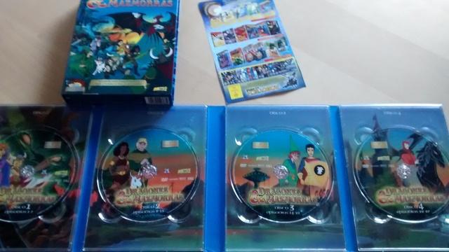 DRAGONES & MAZMORRAS. SERIE COMPLETA. DVD - foto 3