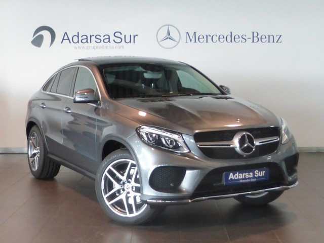 MERCEDES-BENZ - CLASE GLE COUPE GLE 350 D 4MATIC