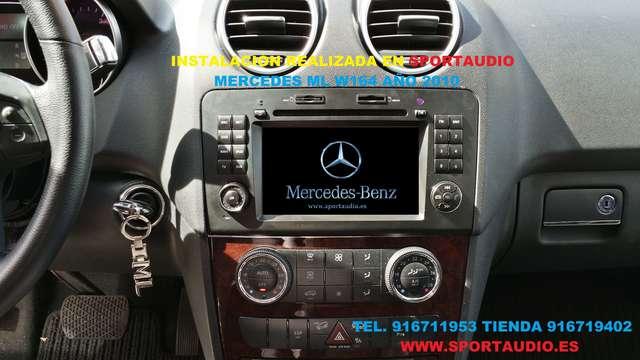 w245 w169 w203 Mercedes audio 50 APS navegación-reparación de unidad defectuosa entre otros