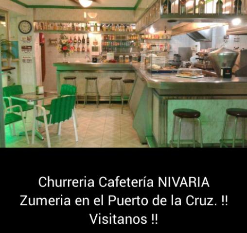 CHURRERIA CAFETERIA NIVARIA ZUMERIA
