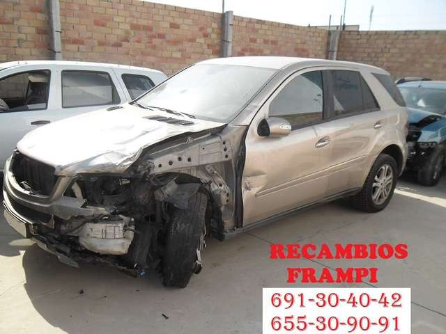 DESPIECE MERCEDES ML 320 CDI W164 W 164