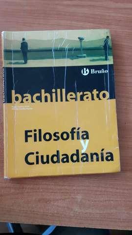 FILOSOFÍA CIUDADANÍA 1º BACHILLER BRUÑO