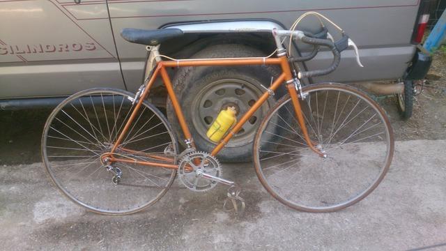 Bicicleta Campagnolo