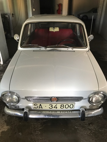 SEAT - 850 SPECIAL - foto 2