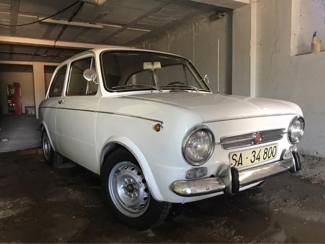 SEAT - 850 SPECIAL - foto 3