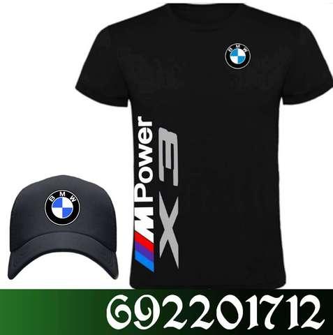 BMW M-POWER X3 CAMISETA GORRA