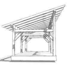 Porches De Madera Y Pergolas