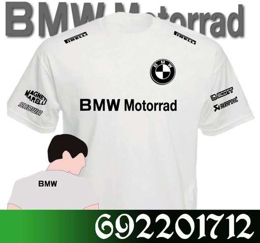 BMW MOTORRAD CAMISETA
