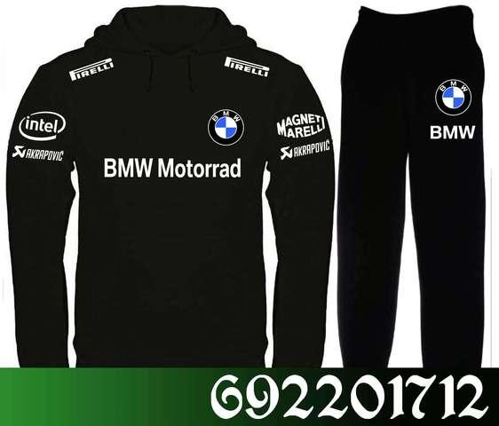 BMW CONJUNTO SUDADERA PANTALÓN