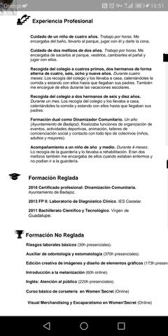 SE OFRECE CHICA COMO NIÑERA - foto 1