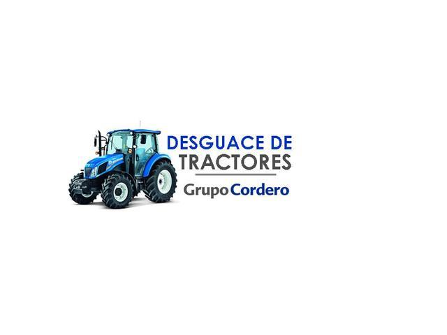 COMPRO TRACTORES-DESGUACE CORDERO