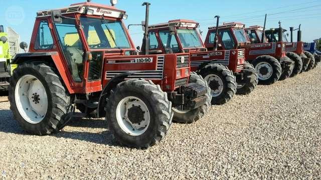 COMPRAMOS TRACTORES FIAT 115-90 130-90