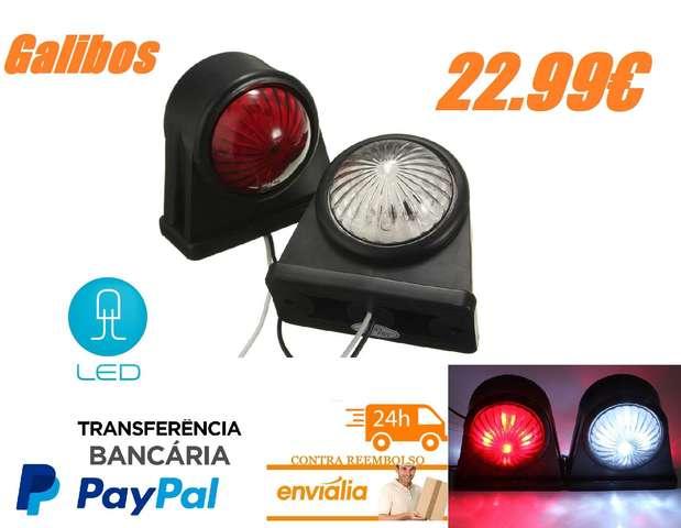 PILOTOS GALIBOS LATERALES 12V 24V