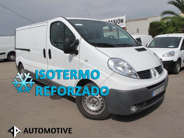 RENAULT - TRAFIC 2. 0 DCI L2H1 ISOTERMO REFORZADO