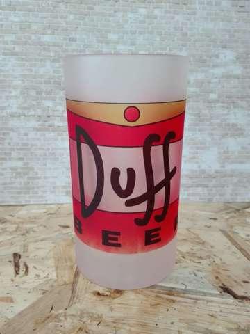 Jarra Cerveza Duff