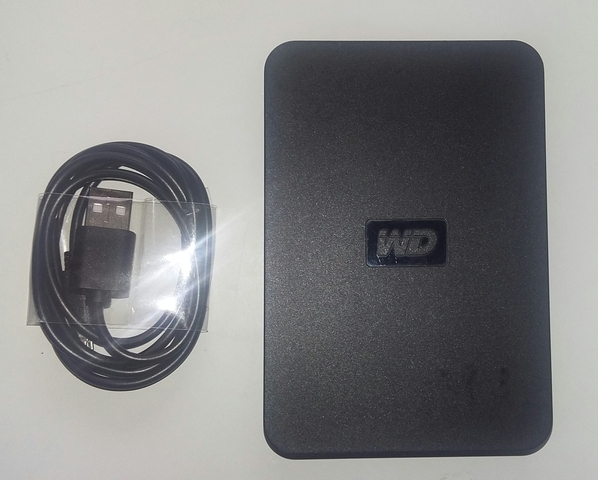 DISCO DURO 500 GB ,   USB 2, 5 HDD - foto 1