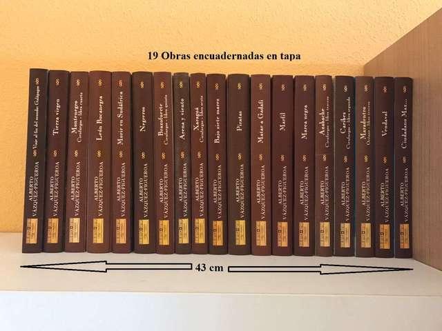 COLECCIÓN LIBROS A.  VÁZQUEZ FIGUEROA - foto 1