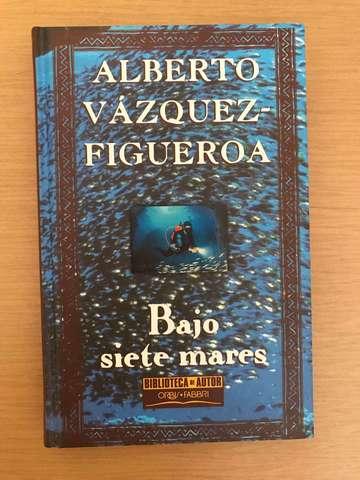 COLECCIÓN LIBROS A.  VÁZQUEZ FIGUEROA - foto 3