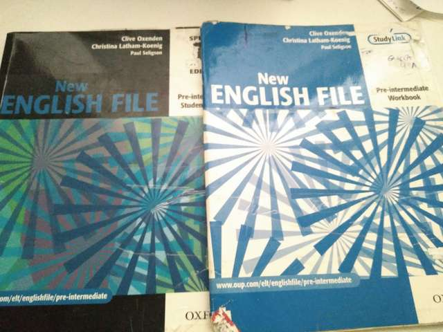 NEW ENGLISH FILE OXFORD 4 ESO
