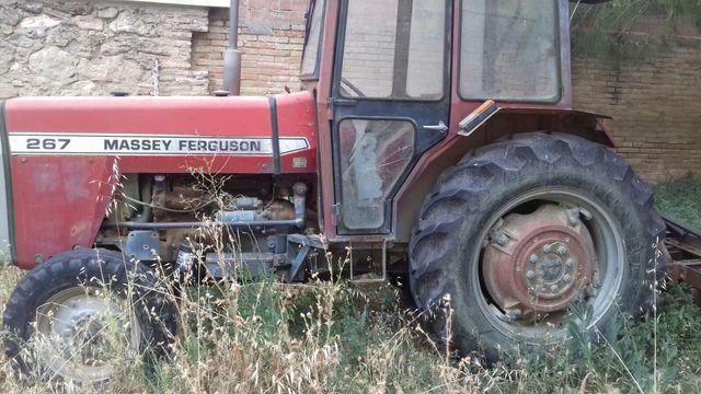 MASSEY FERGUSON - 267