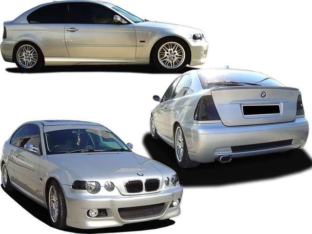 KIT SPORT PARA BMW E46 COMPACT