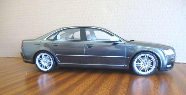 Audi A8 S8 1:18