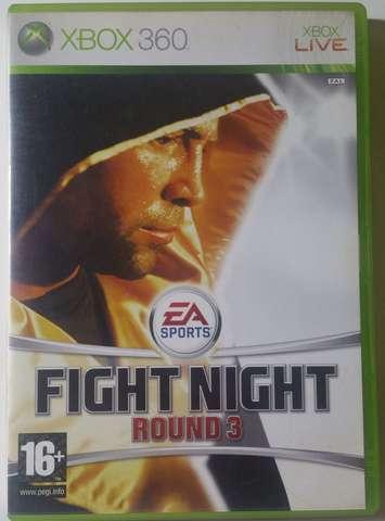 FIGHT NIGHT ROUND 3 XBOX 360 - foto 1