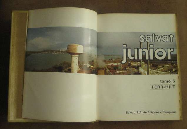ENCICLOPEDIA SALVAT JUNIOR - foto 3