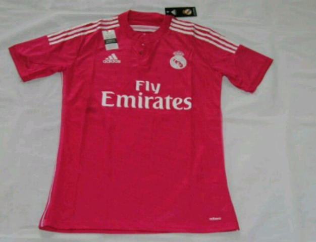 MIL ANUNCIOS.COM Camiseta real madrid rosa Segunda mano y