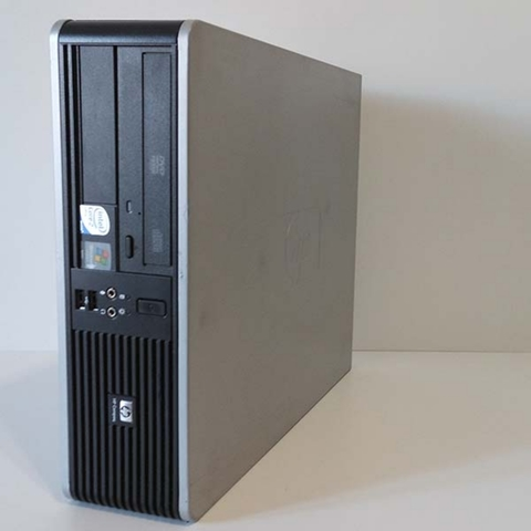 HP, 4GB, 250 HDD, INTEL XEON. QUAD CORE