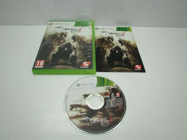 JUEGO XBOX 360 COMP THER DARKNESS II - foto 1