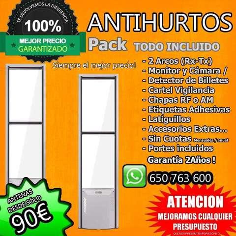 SISTEMAS ANTIHURTOS ARCOS DE SEGURIDAD - foto 1