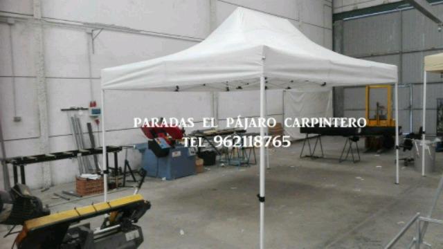 PARADAS Y PUESTOS MERCADO Y FERIA - foto 4