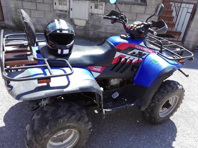 LINHAI ATV - ATV 300CC