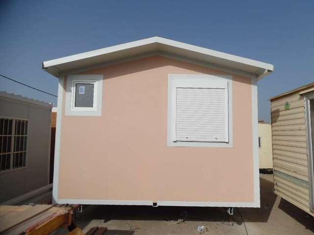 MOBIL HOME CHAPA SANDWICH MONTALBAN 45M2 - foto 2